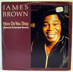 Bild von James Brown - How Do You Stop
