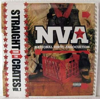 Bild von NVA - Straight from the Crates Vol.1