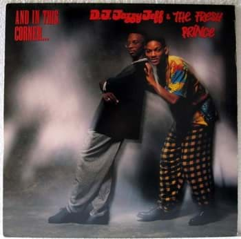 Bild von DJ Jazzy Jeff & The Fresh Prince - And in this corner