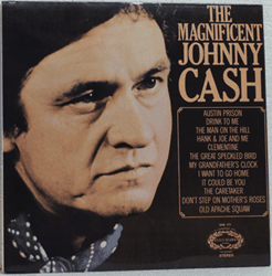 Bild von Johnny Cash - The Magnificent Johnny Cash