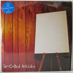 Bild von So Called Artists - Paint By Number Songs