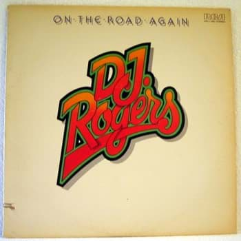 Bild von DJ Rogers - On The Road Again