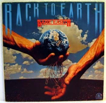 Bild von Rare Earth - Back To Earth