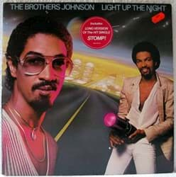 Bild von The Brothers Johnson - Light up The Night