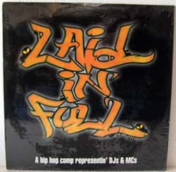 Bild von Laid In Full - A Hip Hop Comp Representin ...