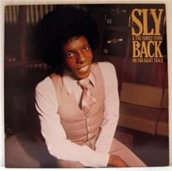 Bild von Sly & The Family Stone - Back On The Right Track