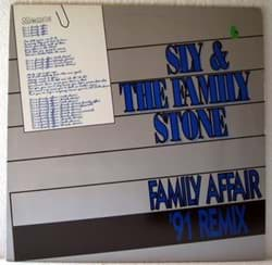 Bild von Sly & The Family Stone - Family Affair