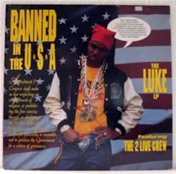 Bild von Luke - Banned In The USA