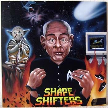 Bild von The Shape Shifters - Adopted By Aliens