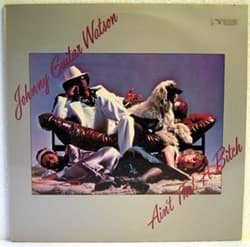 Bild von Johnny Guitar Watson - Ain't That A Bitch