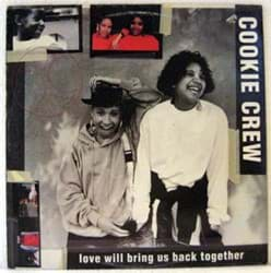 Bild von Cookie Crew - Love Will Bring Us Back Together