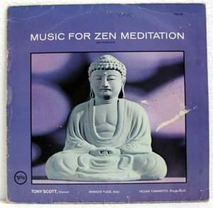 Bild von Tony Scott - Music For Zen Meditation