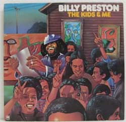 Bild von Billy Preston - The Kids And Me