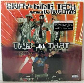 Bild von Sway & King Tech - This Or That
