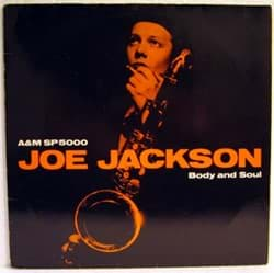 Bild von Joe Jackson - Body And Soul