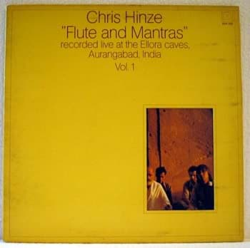Bild von Chris Hinze - Flute and Mantras Vol 1