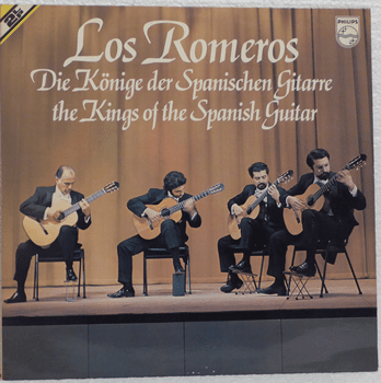 Bild von The Romeros - The Kings Of The Spanish Guitar