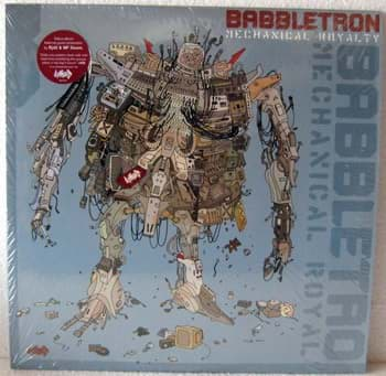 Bild von Babbletron - Mechanical Royalty