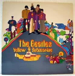 Bild von The Beatles - Yellow Submarine
