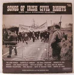 Bild von Owen McDonagh And The Bogside Men - Songs Of Irish Civil Rights