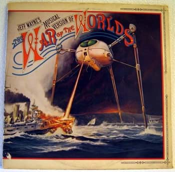 Bild von The War Of The Worlds