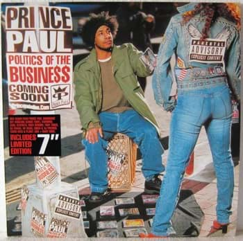 Bild von Prince Paul - Politics Of The Business