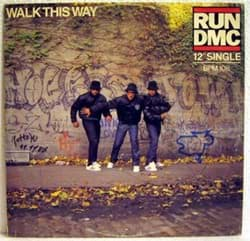 Bild von Run DMC - Walk This Way