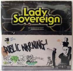 Bild von Lady Sovereign - Public Warning