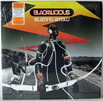 Bild von Blackalicious - Blazing Arrow