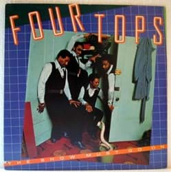 Bild von The Four Tops - The Show Must Go On
