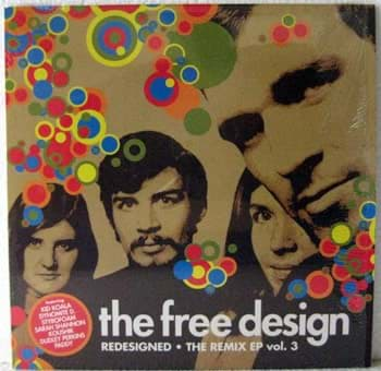 Bild von Free Design - The Remix EP Vol. 3