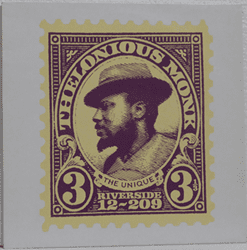 Bild von Thelonious Monk - The Unique Thelonious Monk