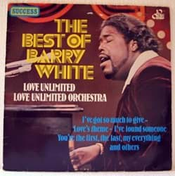 Bild von Barry White - The Best Of
