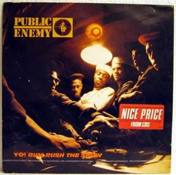 Bild von Public Enemy - Yo! Bum Rush The Show