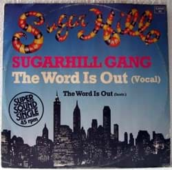 Bild von Sugarhill Gang - The Word is Out