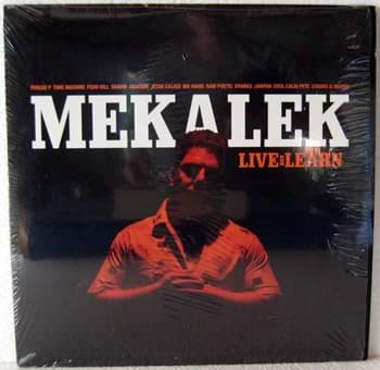 Bild von Mekalek - Live And Learn