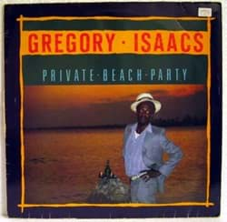 Bild von Gregory Isaacs - Private Beach Party