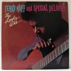 Bild von Terry Huff And Special Delivery - The Lonely One