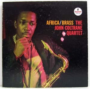 Bild von The John Coltrane Quartet - Africa/Brass