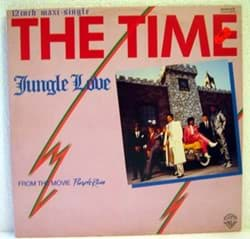 Bild von The Time - Jungle Love