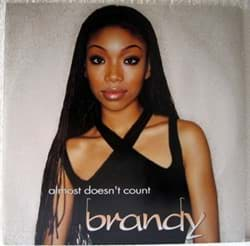 Bild von Brandy - Almost Doesn't Count