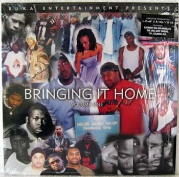 Bild von B.U.K.A. Entertainment Presents: Bringing It Home Vol.1