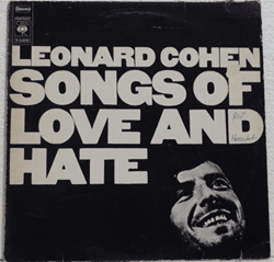 Bild von Leonard Cohen - Songs Of Love And Hate