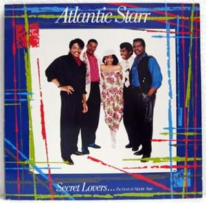 Bild von Atlantic Starr - Secret Lovers