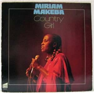Bild von Miriam Makeba - Country Girl