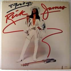 Bild von Rick James - Fire It Up