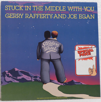 Bild von Gerry Rafferty And Joe Egan – Stuck In The Middle With You