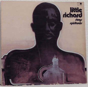 Bild von Little Richard - Sings Spirituals