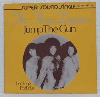 Bild von The Three Degrees - Jump The Gun