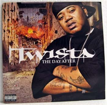 Bild von Twista - The Day After